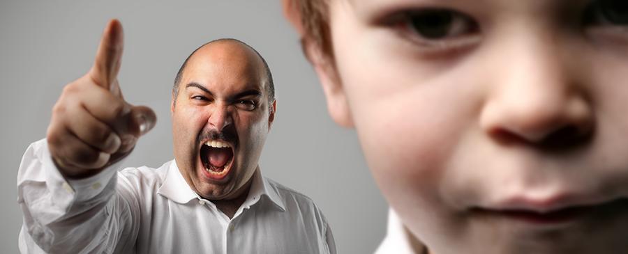 ծնող, երեխա, կոնֆլիկտ